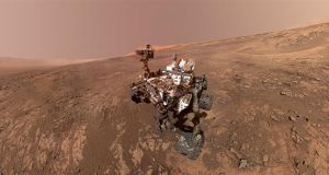 "NASA: Υπάρχει ""ζωή"" στον Άρη"
