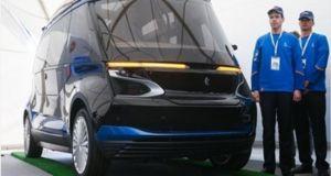 Η ρωσική αυτοκινητοβιομηχανία Kamaz παρουσίασε το πρώτο ηλεκτροκίνητο mini bus…
