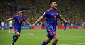 Mundial 2018: Η Κολομβία είναι εδώ!