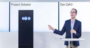 Το νέο σύστημα τεχνητής νοημοσύνης IBM Debater – Κάνει κανονικό…