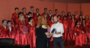 Στην 4η συνάντηση χορωδιών συμμετείχε το «Παναγία Ελεούσα»