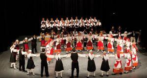 Σε ρυθμούς του 6ου Πανελλήνιου φεστιβάλ παραδοσιακών χορών ο Λυγιάς…