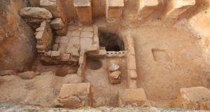 Αρχαιολόγοι ανακάλυψαν δύο πατητήρια σταφυλιών της Βυζαντινής Περιόδου στο Εθνικό…