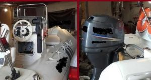 Σκάφος εκλάπη στο Βόλο και βρέθηκε στη Ναύπακτο! (Φωτό)