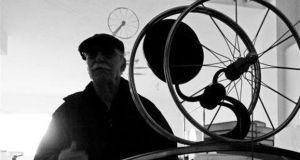 Η Χριστίνα Σταρακά για τον θάνατο του Αγρινιώτη γλύπτη Θόδωρου…