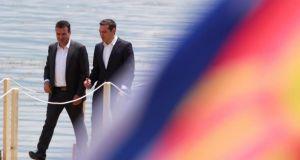 Times: Πολιτική σοφία Τσίπρα για τη «Βόρεια Μακεδονία»