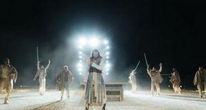 Μεσολόγγι: Αισχύλου Αγαμέμνων στο Αρχαίο Θέατρο Οινιάδων