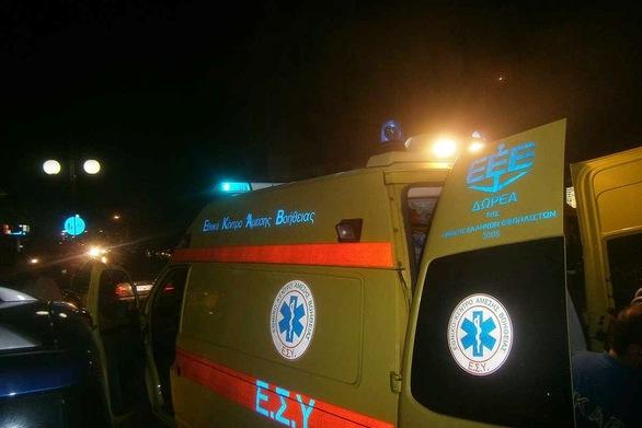 Σοβαρό ατύχημα στο Λιμάνι της Ναυπάκτου – Δεν υπήρχε ασθενοφόρο για μεταφορά