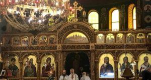 Αγρίνιο: Άφατη θλίψη στην κηδεία της Νατάσας Κούκα (Φωτορεπορτάζ)