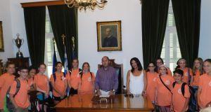 Επίσκεψη των μελών της Ακαδημίας «Σωκράτης» στο Δήμο Ι. Π.…