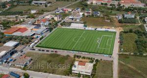 Γήπεδο Αγ. Κωνσταντίνου Αγρινίου: Μοναδικό φωτορεπορτάζ από… ψηλά!
