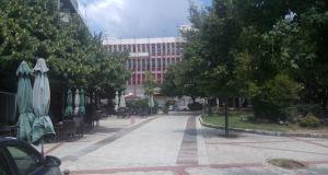 Τα… αποκαλυπτήρια στο Δημαρχιακό Μέγαρο Αγρινίου, μετά τις επείγουσες εργασίες!…