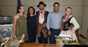 Αγρίνιο: Στο Δημαρχείο αντιπρόσωποι των αποστολών (Φωτό)