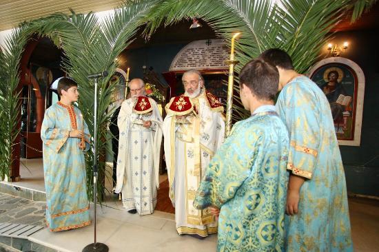 Εορτή της Θείας Μεταμορφώσεως του Σωτήρος Ναυπάκτου