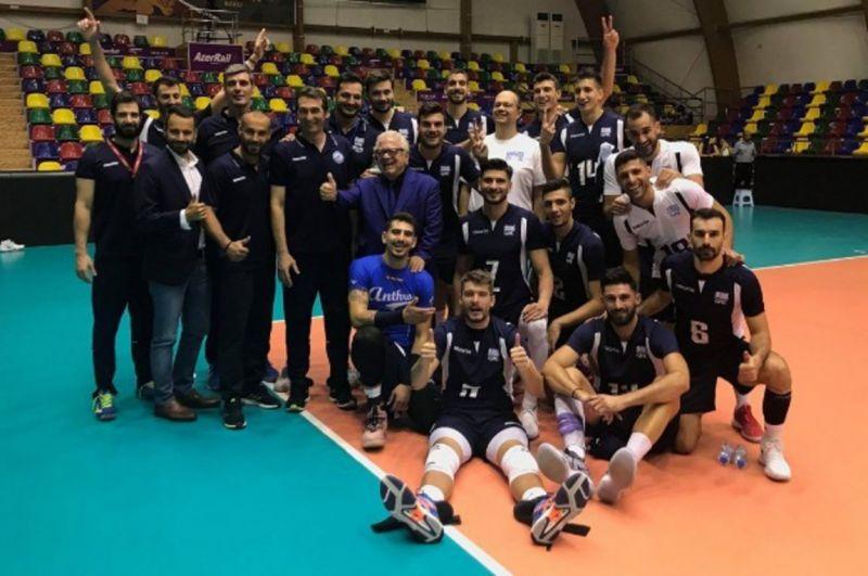 Επική ανατροπή και πρόκριση για την Εθνική Ανδρών στα τελικά του Ευρωπαϊκού Πρωταθλήματος 2019