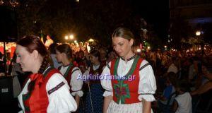 Χορευτική παράσταση στο Γηροκομείο – Επίσκεψη στον Δήμαρχο Αγρινίου