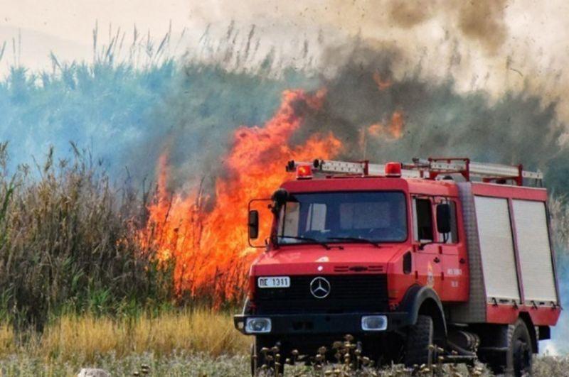Εκδηλώθηκαν 47 δασικές πυρκαγιές το τελευταίο 24ωρο