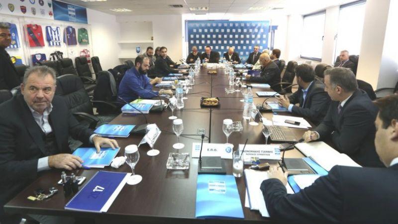 Nέος πρόεδρος της SL ο Μηνάς Λυσάνδρου – Μάκη Γκαγκάτση ψήφισε ο Παναιτωλικός
