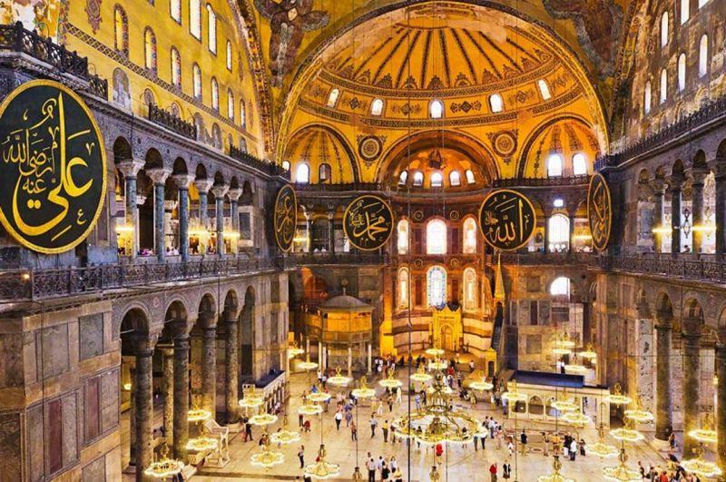 Το Συνταγματικό Δικαστήριο της Τουρκίας αποφασίζει αν θα γίνει τζαμί η Αγιά Σοφιά!