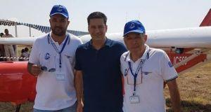 Ο Δήμαρχος Αγρινίου στο παλιό αεροδρόμιο για τις εκδηλώσεις της…