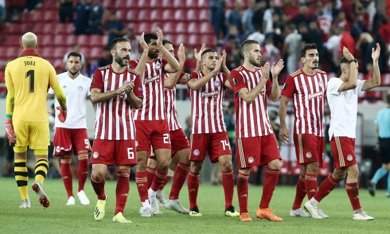 Europa League: Ναι μεν δεν νίκησε, αλλά ούτε λύγισε ο Ολυμπιακός!