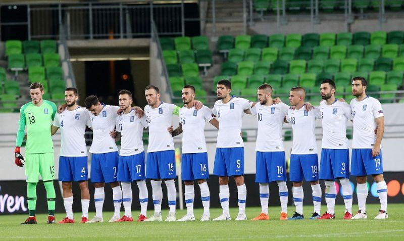 FIFA Ranking: Η Ελλάδα παρέμεινε στην 42η θέση