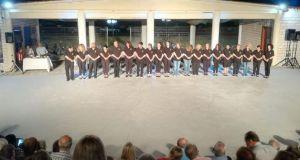 Με παραδοσιακούς χορούς ξεκίνησαν τα «Λιμνοθαλασσιώτικα 2018» (Φωτό)