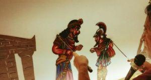 «Ο Καραγκιόζης και ο Μινώταυρος» από τον Χρήστο Πατρινό έρχεται…