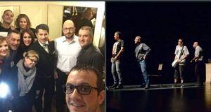 Σάρωσε η θεατρική ομάδα των αστυνομικών του Αγρινίου ΘΕΑΤΡόPolice (Φωτό)