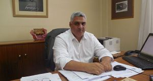 Υποψήφιος Δήμαρχος Αγρινίου ο Νίκος Καζαντζής