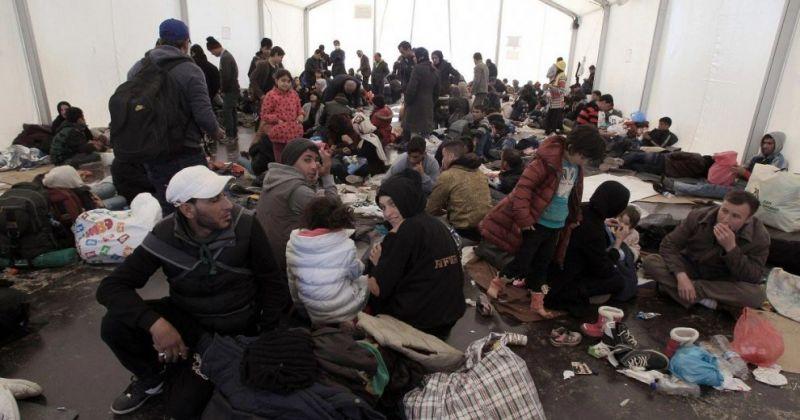 Διαπληκτισμοί μεταξύ μεταναστών στο κέντρο της Ι.Π. Μεσολογγίου