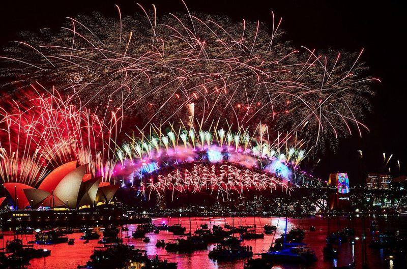 Αυστραλία και Νέα Ζηλανδία υποδέχθηκαν το 2019
