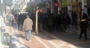Αγρίνιο-Επέτειος δολοφονίας Γρηγορόπουλου: Πορεία ειρηνική με παλμό και συμμετοχή