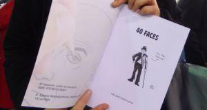 Αγρίνιο-Χρήστος Μακροζαχόπουλος: Σχεδιάζοντας τα «40 πρόσωπα»