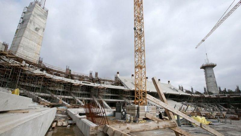 Γήπεδο Α.Ε.Κ.: 20 εκατ. ευρώ για την ολοκλήρωση των κατασκευαστικών εργασιών