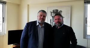 Μεσολόγγι: Ο Δημήτρης Πεσίνης στο ψηφοδέλτιο του Νίκου Καραπάνου