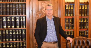 Αγρίνιο: Ο Αριστείδης Φατούρος στο ψηφοδέλτιο του Γ. Παπαναστασίου
