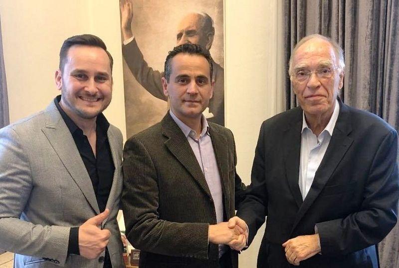 Ο Αγρινιώτης ηθοποιός Γιάννης Παπαθανάσης υποψήφιος βουλευτής με την Ένωση Κεντρώων