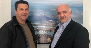 Μεσολόγγι: Ο Ιωάννης Καραδήμας στο ψηφοδέλτιο του Κώστα Λύρου