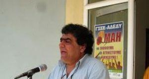 Μεσολόγγι-Φόρουμ Ενεργών Πολιτών: Ο Τάκης Κοτσόργιος υποψήφιος δήμαρχος