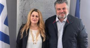 Μεσολόγγι: Η Μαριάννα Κούρτη στο ψηφοδέλτιο του Νίκου Καραπάνου