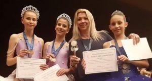 Διακρίσεις και μετάλλια για τη Σχολή Κλασικού Μπαλέτου της Γ.Ε.Α.