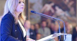 Αγρίνιο: Τα βασικά σημεία της ομιλίας της Χριστίνας Σταρακά (Φωτό)