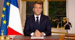 Μακρόν: H Γαλλία θα βρίσκεται στο πλευρό της Ελλάδας