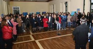 Δήμος Πατρέων: Εγκαινιάστηκε η Πανελλήνια Έκθεση Ζωγραφικής των ΚΔΑΠ ΜΕΑ…