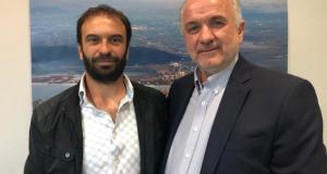Μεσολόγγι: Ο Γιάννης Διαμάντης υποψήφιος με τον Κώστα Λύρο