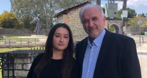 Μεσολόγγι: Η Παναγιώτα Μιχαλοπούλου στο ψηφοδέλτιο του Κώστα Λύρου
