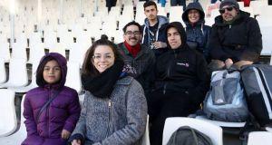 SL: Πρόσφυγες και μετανάστες είδαν το Α.Ε.Κ. – Παναιτωλικός