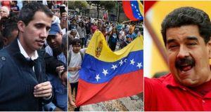 Ένταση στη Βενεζουέλα: Σε εξέγερση καλεί ο Γκουαϊδό – Πραξικόπημα…