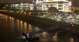 Βουδαπέστη: Τραγωδία στον Δούναβη! Σύγκρουση πλοιαρίων με επτά νεκρούς (Φωτό…